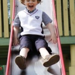 Happiness is a Little Boy's Play Date Request