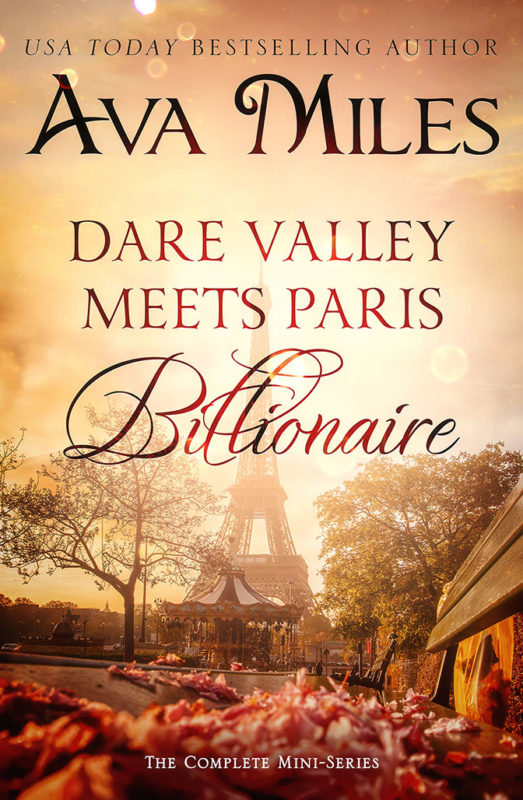 Dare Valley Meets Paris Billionaire