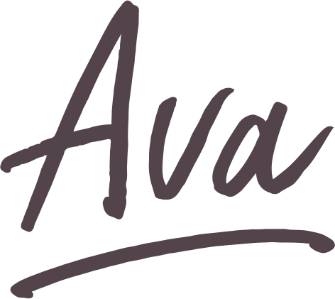 Ava's signature