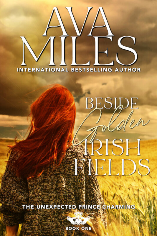 Beside Golden Irish Fields